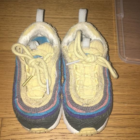 Sean Wotherspoon Corduroy Air Max 971 : Sneakers